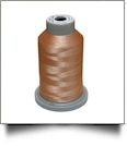 Glide Thread Trilobal Polyester No. 40 - 1000 Meter Spool - 20474 Apricot Blush