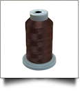 Glide Thread Trilobal Polyester No. 40 - 1000 Meter Spool - 20478 Rust Brown