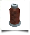 Glide Thread Trilobal Polyester No. 40 - 1000 Meter Spool - 21615 Sienna