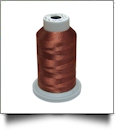 Glide Thread Trilobal Polyester No. 40 - 1000 Meter Spool - 21685 Sepia