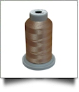 Glide Thread Trilobal Polyester No. 40 - 1000 Meter Spool - 24675 Cork