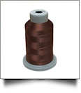 Glide Thread Trilobal Polyester No. 40 - 1000 Meter Spool - 24705 Cocoa