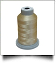 Glide Thread Trilobal Polyester No. 40 - 1000 Meter Spool - 27501 Sand Dune