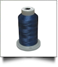 Glide Thread Trilobal Polyester No. 40 - 1000 Meter Spool - 30647 Cobalt