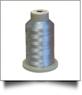 Glide Thread Trilobal Polyester No. 40 - 1000 Meter Spool - 38201 Steel Blue