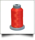 Glide Thread Trilobal Polyester No. 40 - 1000 Meter Spool - 50021 Safety Orange
