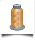 Glide Thread Trilobal Polyester No. 40 - 1000 Meter Spool - 91355 Cantaloupe