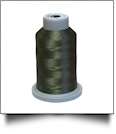 Glide Thread Trilobal Polyester No. 40 - 1000 Meter Spool - 60574 Soldier Green