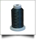 Glide Thread Trilobal Polyester No. 40 - 1000 Meter Spool - 67476 Midnight Storm