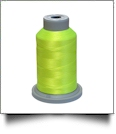 Glide Thread Trilobal Polyester No. 40 - 1000 Meter Spool - 80809 Citron Yellow
