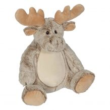 "Embroider Buddy Clara Classic Collection 16"" Stuffed Animal - Mason Moose"
