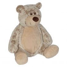 "Embroider Buddy Clara Classic Collection 16"" Stuffed Animal - Benjamin Bear"