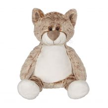 "Embroider Buddy Clara Classic Collection 16"" Stuffed Animal - Claire Cat"