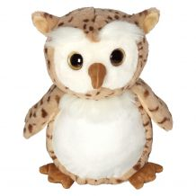 "Embroider Buddy Clara Classic Collection 16"" Stuffed Animal - Oberon Owl"
