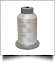 Glide Thread Trilobal Polyester No. 40 - 1000 Meter Spool - 10000 White