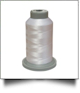 Glide Thread Trilobal Polyester No. 40 - 1000 Meter Spool - 10002 Super White