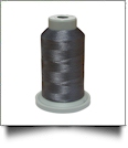 Glide Thread Trilobal Polyester No. 40 - 1000 Meter Spool - 10424 Medium Grey