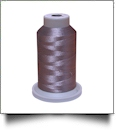 Glide Thread Trilobal Polyester No. 40 - 1000 Meter Spool - 10CG7 Cool Grey 7