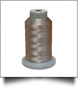 Glide Thread Trilobal Polyester No. 40 - 1000 Meter Spool - 10WG6 Warm Grey 6