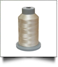 Glide Thread Trilobal Polyester No. 40 - 1000 Meter Spool - 20001 Cream