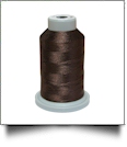 Glide Thread Trilobal Polyester No. 40 - 1000 Meter Spool - 20469 Chocolate