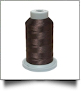 Glide Thread Trilobal Polyester No. 40 - 1000 Meter Spool - 20476 Dark Brown