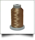 Glide Thread Trilobal Polyester No. 40 - 1000 Meter Spool - 20872 Vegas Gold