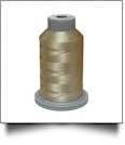 Glide Thread Trilobal Polyester No. 40 - 1000 Meter Spool - 24525 Khaki