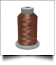 Glide Thread Trilobal Polyester No. 40 - 1000 Meter Spool - 24635 Bark