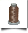 Glide Thread Trilobal Polyester No. 40 - 1000 Meter Spool - 27504 Coffee