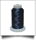 Glide Thread Trilobal Polyester No. 40 - 1000 Meter Spool - 30001 Rock Navy