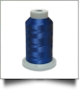 Glide Thread Trilobal Polyester No. 40 - 1000 Meter Spool - 30288 Bright Blue