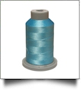 Glide Thread Trilobal Polyester No. 40 - 1000 Meter Spool - 32975 Light Turquoise