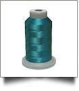 Glide Thread Trilobal Polyester No. 40 - 1000 Meter Spool - 37474 Aquamarine