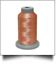 Glide Thread Trilobal Polyester No. 40 - 1000 Meter Spool - 50473 Peach