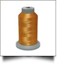 Glide Thread Trilobal Polyester No. 40 - 1000 Meter Spool - 51365 Pumpkin Seed