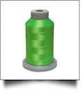 Glide Thread Trilobal Polyester No. 40 - 1000 Meter Spool - 60802 Chartreuse