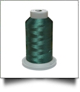 Glide Thread Trilobal Polyester No. 40 - 1000 Meter Spool - 63425 Emerald
