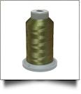 Glide Thread Trilobal Polyester No. 40 - 1000 Meter Spool - 65825 Light Olive
