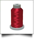 Glide Thread Trilobal Polyester No. 40 - 1000 Meter Spool - 90186 Candy Apple Red