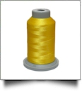 Glide Thread Trilobal Polyester No. 40 - 1000 Meter Spool - 80108 Bright Yellow