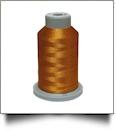 Glide Thread Trilobal Polyester No. 40 - 1000 Meter Spool - 80131 Desert Sunset