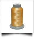 Glide Thread Trilobal Polyester No. 40 - 1000 Meter Spool - 80134 Buttercup