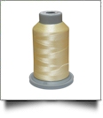 Glide Thread Trilobal Polyester No. 40 - 1000 Meter Spool - 87499 Yellow Whisper