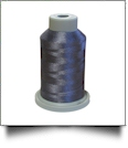 Glide Thread Trilobal Polyester No. 40 - 1000 Meter Spool - 15285 Slate