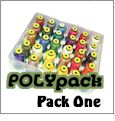 POLYpack ES0010-ES0187 Poly-X40 Polyester Embroidery Thread Kit