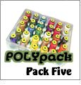 POLYpack ES0571-ES0654 Poly-X40 Polyester Embroidery Thread Kit