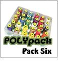 POLYpack ES0655-ES0843 Poly-X40 Polyester Embroidery Thread Kit