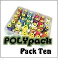 POLYpack ES4371-ES8010 Poly-X40 Polyester Embroidery Thread Kit
