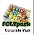 POLYpack Complete 288 Solid Colors Poly-X40 Polyester Embroidery Thread Kit
